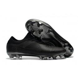 Nike Mercurial Vapor Flyknit Ultra FG ACC Mens Soccer Boots Full Black