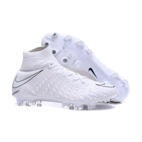Nike Hypervenom Phantom 3 FG ACC Cleats - White