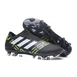 adidas Nemeziz Messi 17+ 360 Agility FG Black White