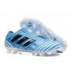 adidas Nemeziz Messi 17+ 360 Agility FG Blue Black