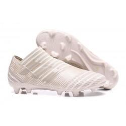 adidas Nemeziz Messi 17+ 360 Agility FG Mens Boots - White