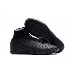 Nike HypervenomX Proximo II DF IC Futsal Full Black