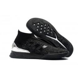 adidas Predator Tango 18+ Ultraboost TR Boots Black Silver