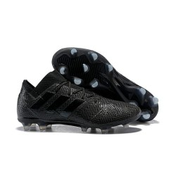 adidas World Cup 2018 Messi Nemeziz 18.1 FG - All Black
