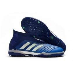adidas Predator Tango 18+ Ultraboost TR Boots Blue White