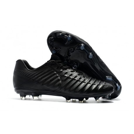 Nike Tiempo Legend 7 FG Kangaroo Leather - All Black