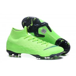 Nike Mercurial Superfly 6 Elite FG World Cup 2018 Boots - Green