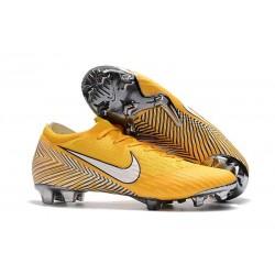 Neymar Nike Mercurial Vapor XII Mens FG Football Boots - Yellow