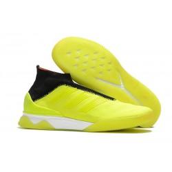 adidas Predator Tango 18+ Ultraboost TR Boots Yellow Black