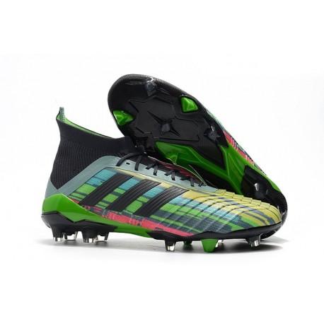 adidas Predator 18.1 Mens FG Football Boots Colourful