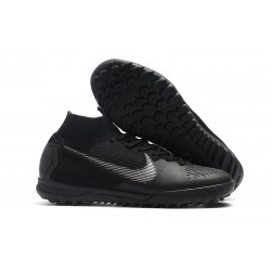 Nike Mercurial SuperflyX 6 360 Elite TF Boots - Black