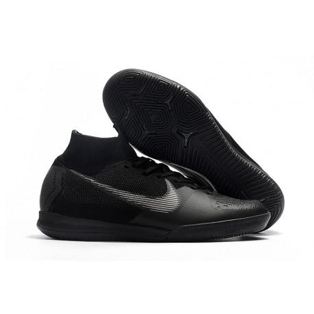 Nike Mercurial SuperflyX VI Elite IC Indoor Shoes Black