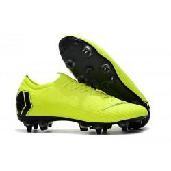 Nike Mercurial Vapor 12 Elite SG-Pro AC Volt Black