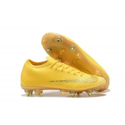Nike Mercurial Vapor 12 Elite SG-Pro AC Yellow Gold